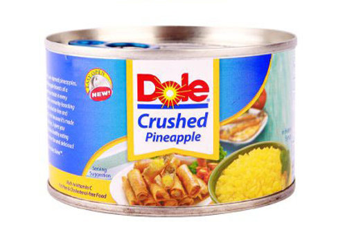 DOLE PINEAPPLE CRUSHED 234G