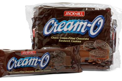CREAM-O CHOCO 30G 10S
