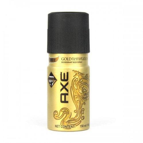 AXE GOLD TEMPTATION DEO SPRAY 150ML