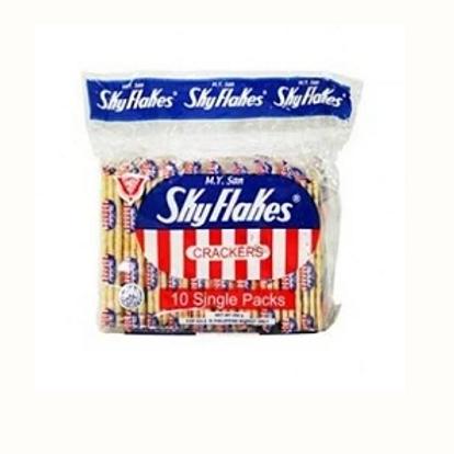 Sky Flakes Cracker 10x25g