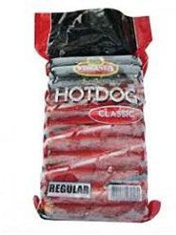 Virginia Premium Hotdog Regular 1kg