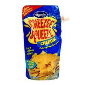 CHEEZEE SQUEEZE CHEDDAR 235G