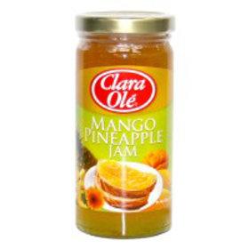 CLARA OLE MANGO PINEAPPLE FRUIT JAM 320G