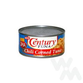 CENTURY CHILI CORNED TUNA 180G
