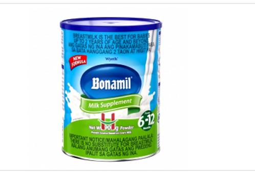 Bonamil Milk Supplement 6-12 Months 900g