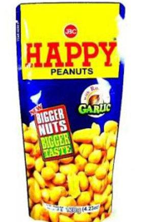 HAPPY PEANUT GARLIC 120G