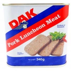 DAK LUCHEON MEAT 340g
