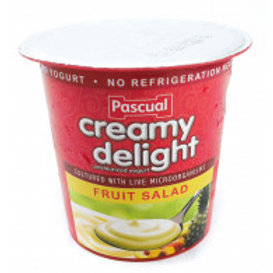 CREAMY DELIGHT FRUIT SALAD 100g