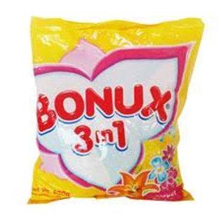 Bonux Detergent Powder 54g 6's