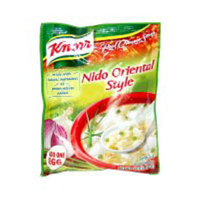 KNORR NIDO ORIENTAL STYLE SOUP 60G