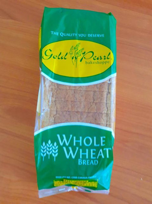 Gold n' Pearl Whole Wheat Bread