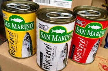 San Marino Mackerel 165g