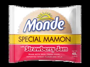 MONDE SPECIAL MAMON STRAWBERRY JAM (4PCS.)