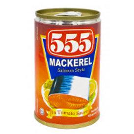 555 MACKEREL TOMATO SAUCE 155g