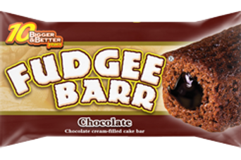 FUDGEE BARR CHOCOLATE 10X42G