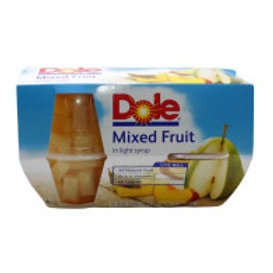 DOLE MIXED FRUIT 4pc