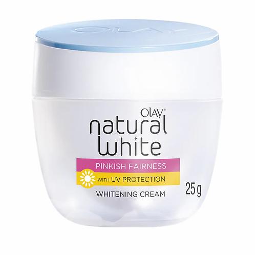 Olay Natural White Whitening Cream SPF24PA 25g
