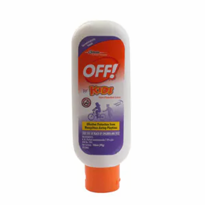 OFF for Kids Insect Repellent Lotion 100ml