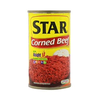 Star Corned Beef 175g