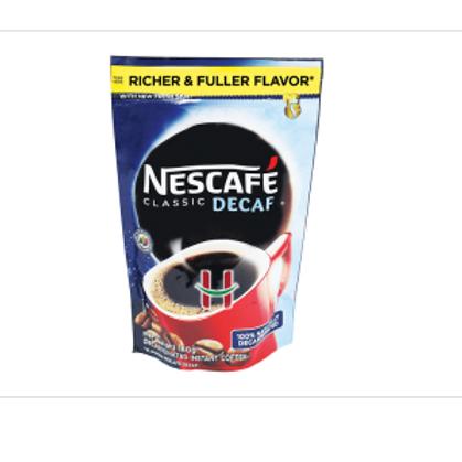 Nescafe Classic Decaf 160g