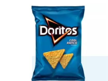 Doritos Cool Ranch Tortilla Chips 7oz