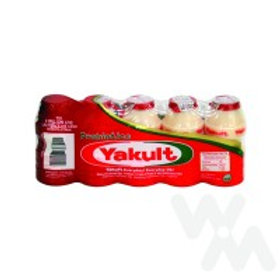 YAKULT PROBIOTIC DRINK 10ML, 5S