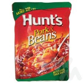HUNTS PORK & BEANS 230G