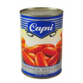 CAPRI PEELED TOMATOES 400g