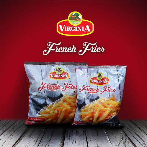 Virginia French Fries 1kl