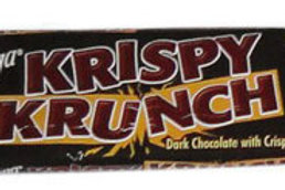 GOYA KRISPY KRUNCH DARK CHOCOATE 35G