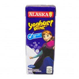ALASKA YOGHURT BLUEBERRY 180ml