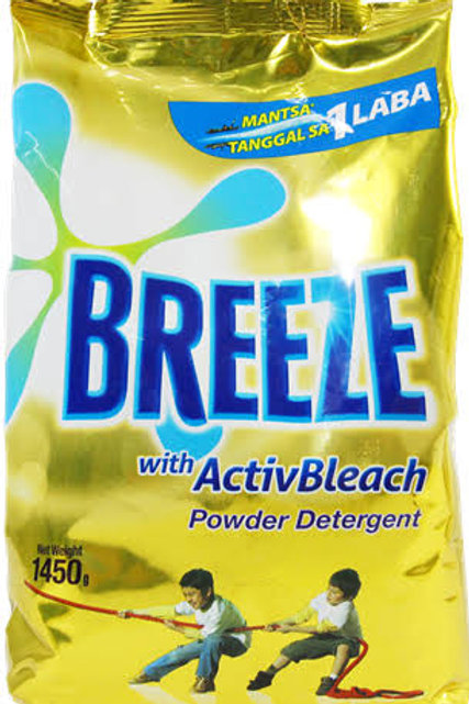 Breeze Powder Active Bleach Pouch 1.45kg