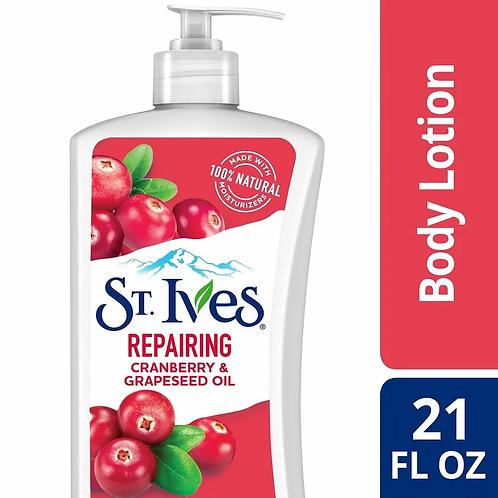 St. Ives Vitamin E Intensive Healing Lotion 621ml