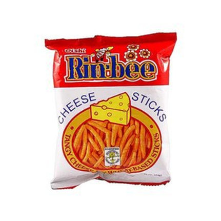 OISHI RINBEE CHEESE STICKS 24G