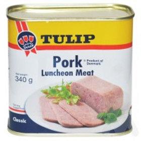TULIPS PORK LUNCHEON MEAT 340GM