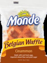 MONDE BELGIAN WAFFLE CINNAMON