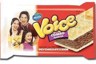Voice Combo Chocolate 10x25g