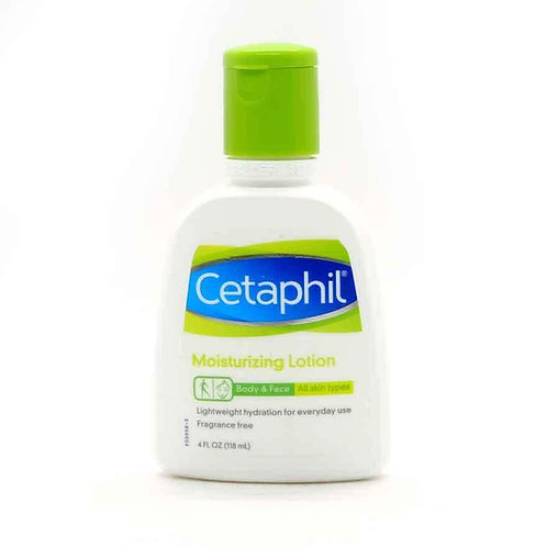Cetaphil Moisturising Lotion Body and Face 118ml