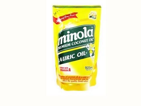 Minola Lauric Oil Pouch 925ml