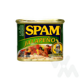SPAM JALAPENO LUNCHEON MEAT 12OZ