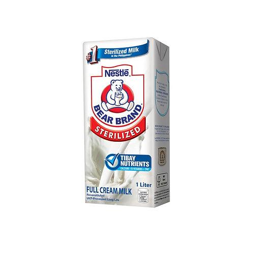 Bear Brand Sterilized 1 L