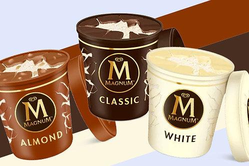Selecta Magnum Ice Cream Pint