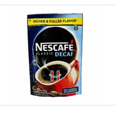 Nescafe Classic Decaf 80g