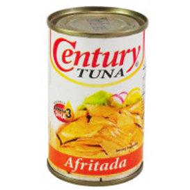 CENTURY TUNA AFRITADA 155g