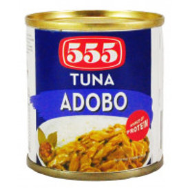 555 TUNA ADOBO 110g