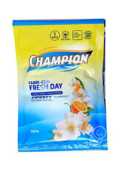 Champion Fabri-Con Fresh Day Infinity 12'S 28ml