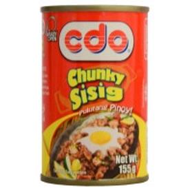 CDO CHUNKY SISIG 155g