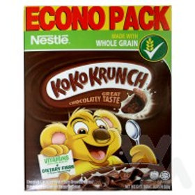 NESTLE KOKO KRUNCH CHOCOLATE CEREAL 500G