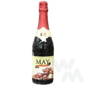 MAY WINE SPARKLING RED JUICE 750ML
