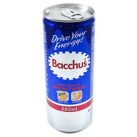 Bacchus Regular 250ml